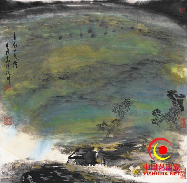 水粉写生作品_画家高泉强-中国艺术家网