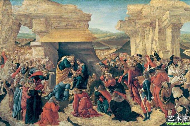 发展成为1497 年那场艺术史上无可挽回的灾难,许多文艺复兴时期的杰作图片